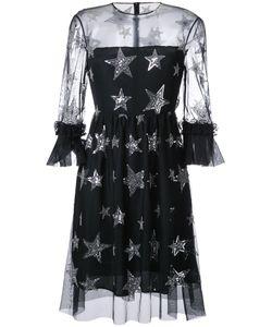Huishan Zhang | Star Sequined Dress