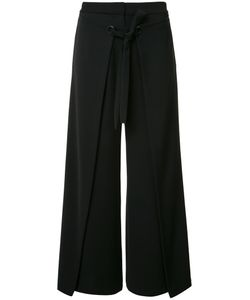 Yigal Azrouel | Wide Leg Cropped Trousers 2 Polyester