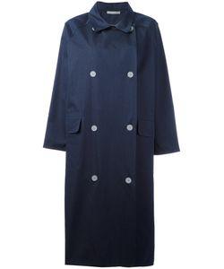 DUSAN | Draped Collar Coat Size Medium