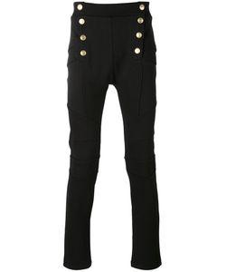 Pierre Balmain | Press Stud Sailor Sweatpants