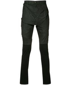 JULIUS | Apron Skinny Trousers Size 4