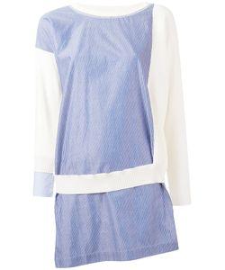 Semicouture | Colour Block Sweatshirt S