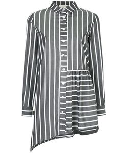 Elaidi | Striped Fitted Top Women 40