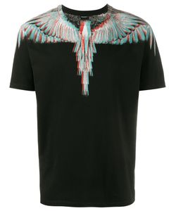 MARCELO BURLON COUNTY OF MILAN | Salvador Printed T-Shirt Small