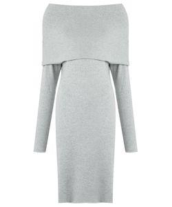 Uma   Raquel Davidowicz   Draped Midi Dress