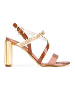 Dior | Beaded Strap Sandals Size 40