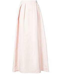 Carolina Herrera | Flared Maxi Skirt Women
