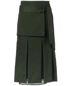 GIULIANA ROMANNO | Panelled Skirt Size 42
