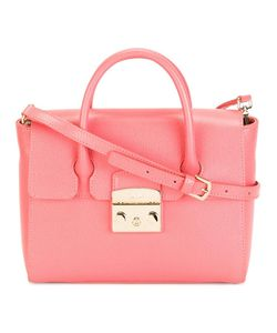 Furla | Small Metropolis Tote Leather