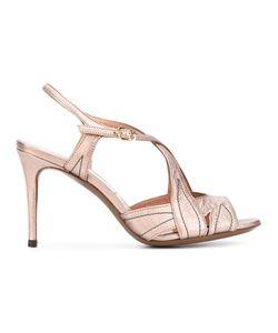 L' Autre Chose | Lautre Chose Crisscross Strap Sandals