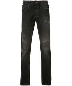 Denham | Distressed Jeans 30/32 Cotton/Spandex/Elastane