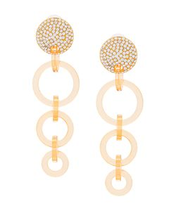 Lele Sadoughi | Wind Chime Hoop Earrings Women