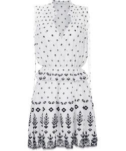 Derek Lam 10 Crosby | Allover Print Flared Dress Size 6
