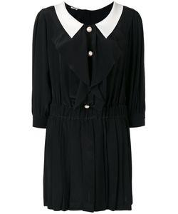 Miu Miu | Contrast Collar Dress Size 38