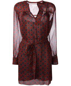 Isabel Marant Étoile | Printed Wrap Dress 36 Silk/Viscose