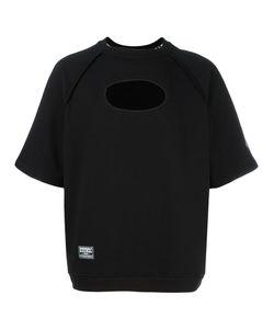 Ktz   Inside Out Raglan T-Shirt Adult Unisex Small Cotton