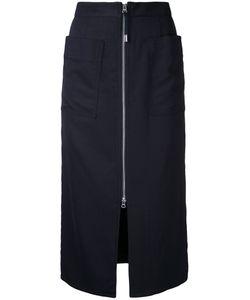 Cityshop | Front Zip Skirt 38
