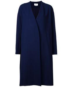 ENFÖLD | Enföld Single Breasted Coat 38 Polyester/Polyurethane/Rayon