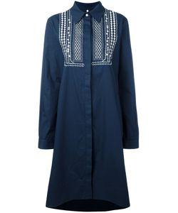 Miahatami   Платье С Вышивкой