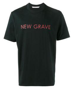 Johnlawrencesullivan | New Grave Logo T-Shirt Large