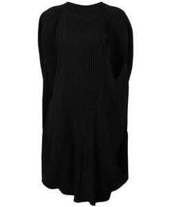 Issey Miyake | Structu Pleated Dress 2 Polyester