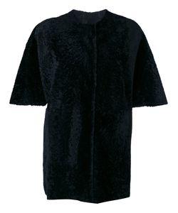 Drome | Furry Detail Coat