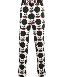 COMME DES GARCONS HOMME PLUS | Comme Des Garçons Homme Plus Inkjet Print Trousers Size Large