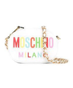 Moschino | Oval Logo Crossbody Bag