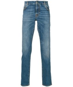BORRELLI | Slim-Fit Jeans Men 30
