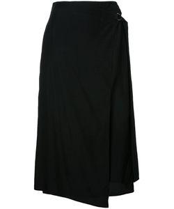08SIRCUS | Drawstring Skirt 36 Cupro/Silk