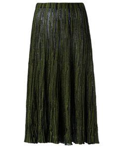 Gig | Knit Midi Skirt M