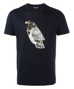 Emporio Armani   Beaded Bird T-Shirt Xxl Cotton