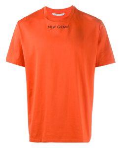 Johnlawrencesullivan | New Grave T-Shirt Small Cotton