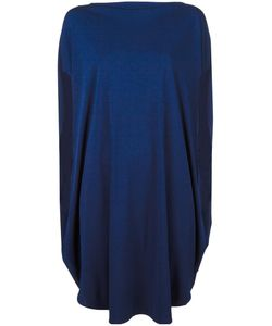 Jil Sander | Slit Sleeves Dress 38 Viscose