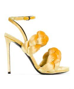 Marco De Vincenzo | Braided Sandals