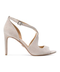 Michael Michael Kors | Ankle Strap Sandals Size 5.5 Leather/Sheep