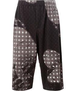 HOMME PLISSE ISSEY MIYAKE | Homme Plissé Issey Miyake Elasticated Waistband Shorts 3