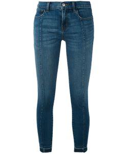 J Brand | Cropped Skinny Jeans