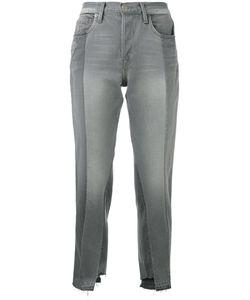 Frame Denim | Nouveau Le Mix Cropped Jeans Size 27