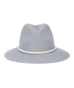 YOSUZI   Ania Pom Pom Fedora Hat Women Wool