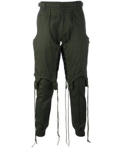 JUUN.J | Lace-Up Detail Sweatpants 48