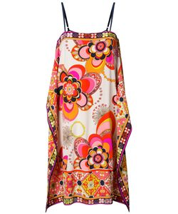 Trina Turk | Scarf Print Dress Small