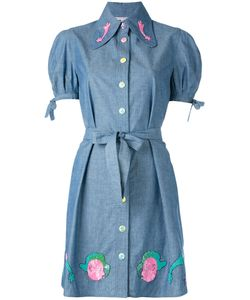 Olympia Le-Tan | Masters Mistress Shirt Dress Size 34
