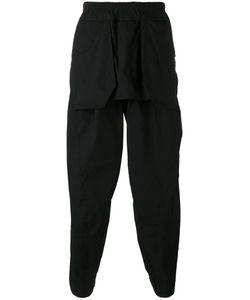 JULIUS | Layered Trousers Ii