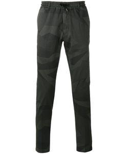 Hydrogen   Camouflage Print Trousers 38 Cotton/Spandex/Elastane