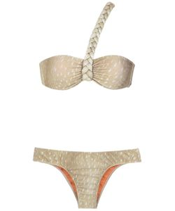 Adriana Degreas | One Shoulder Bikini Set