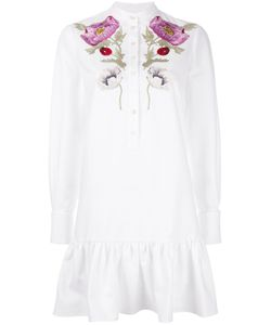 Alexander McQueen | Embroide Dress 42 Cotton