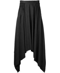 KITX   Ribbon Gathe Skirt 6 Linen/Flax/Lyocell
