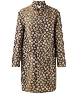 Dsquared2 | Jaquard Flower Coat Size 54