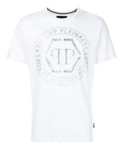 Philipp Plein | Футболка С Принтом Логотипа